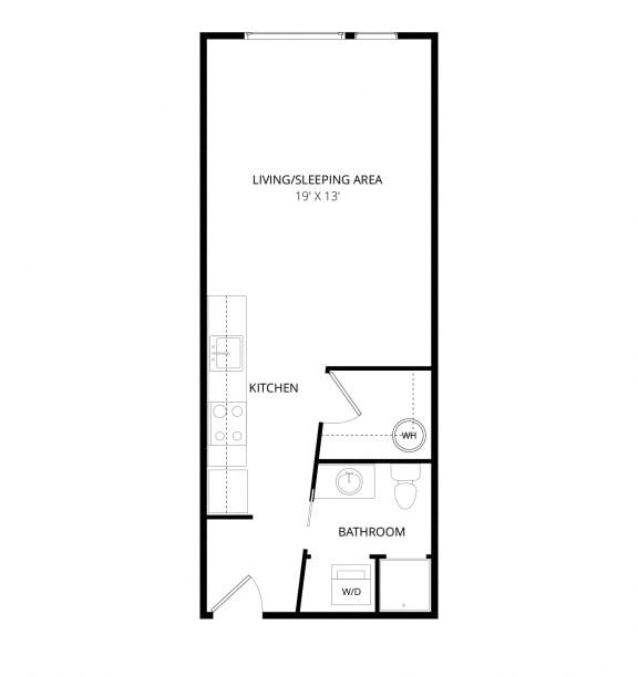 Aventine Apartments Firenze Floor Plan