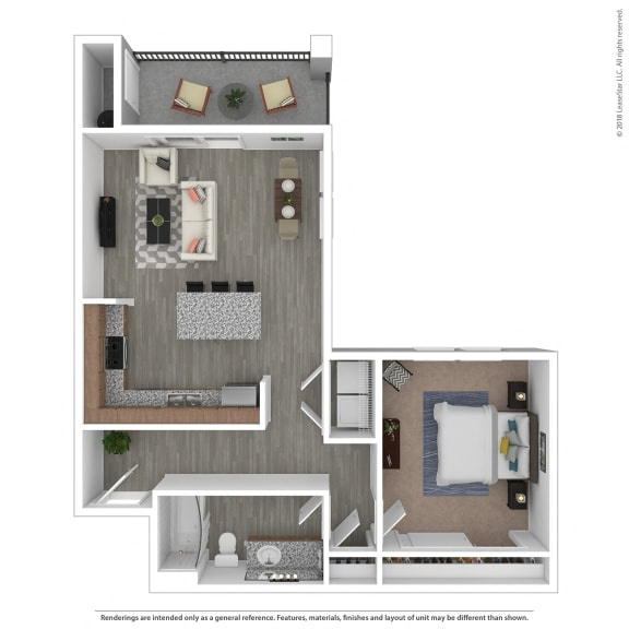 One bedroom One bathroom at Edgewater at the Cove, Oregon City, OR, 97045