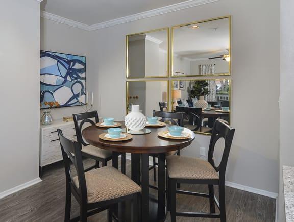 Elegant Dining Area at Addison Park, North Carolina, 28269