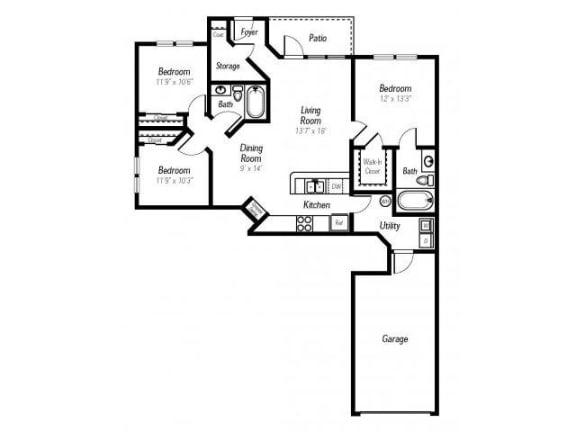 Ashlar Floor Plan  Ashlar