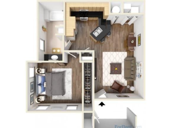 Floor Plan  Baywood Floor Plan |Cypress Gardens
