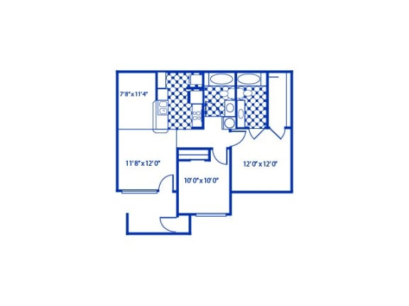 Cypress Floor Plan |Cypress Gardens