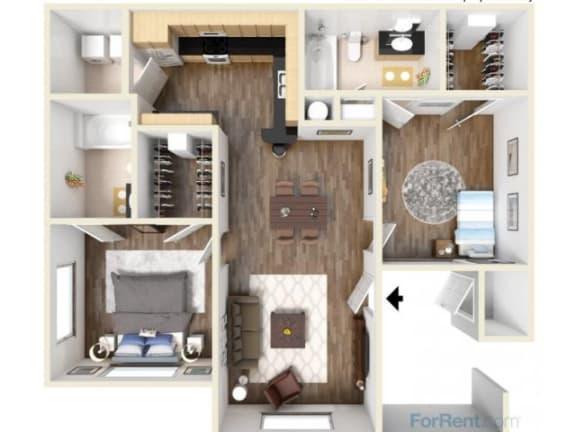 Floor Plan  Dogwood Floor Plan |Cypress Gardens