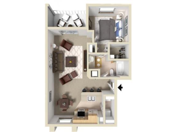 Floor Plan  Areca