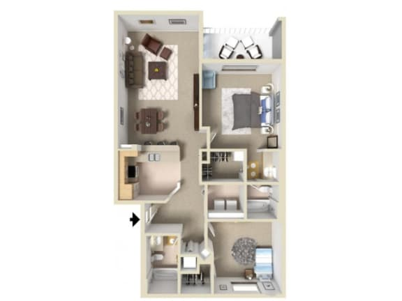 Floor Plan  Banyan