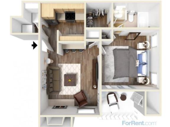 A4 Floor Plan |High Oaks