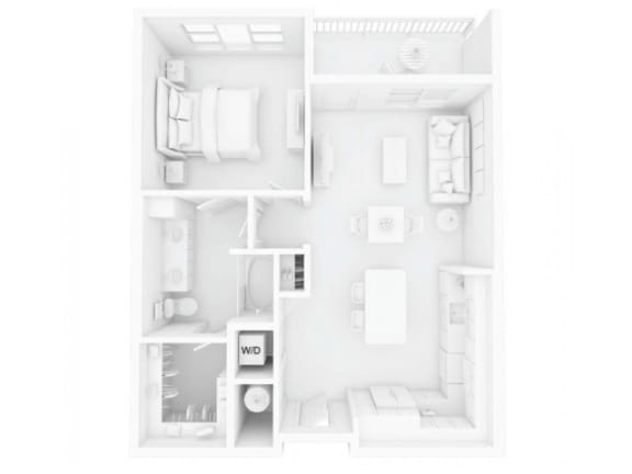 A2 Floor Plan |Inspire Southpark