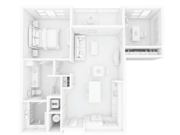 A2M1 Floor Plan |Inspire Southpark