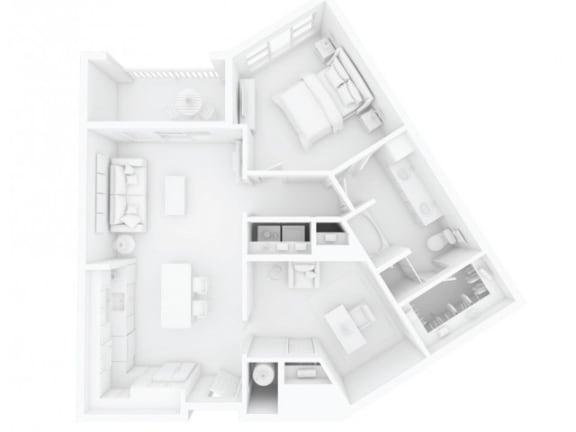 A3 Floor Plan |Inspire Southpark