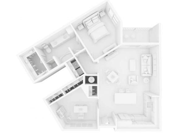 A4 Floor Plan |Inspire Southpark