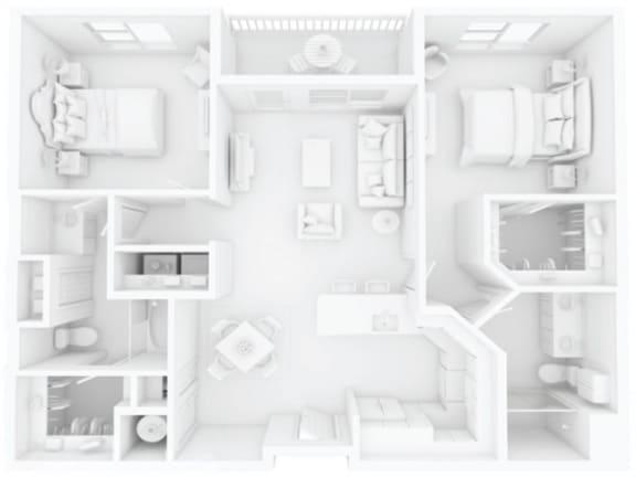 B2 Floor Plan |Inspire Southpark