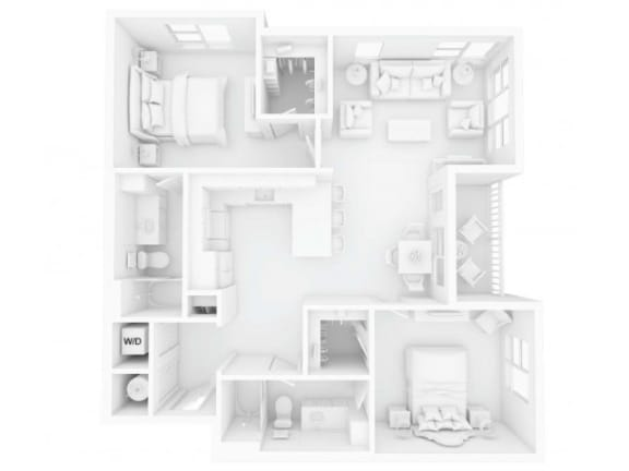 Floor Plan  B3 Floor Plan |Inspire Southpark