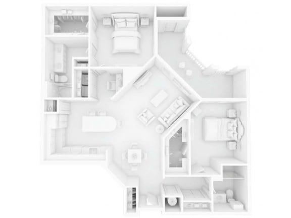 B4 Floor Plan |Inspire Southpark