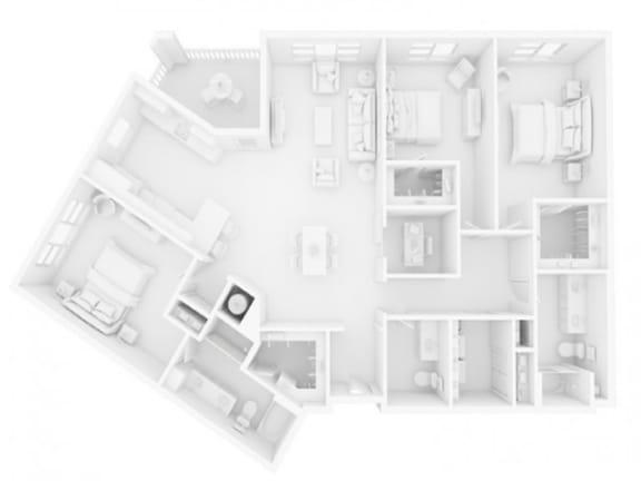 C3 Floor Plan |Inspire Southpark