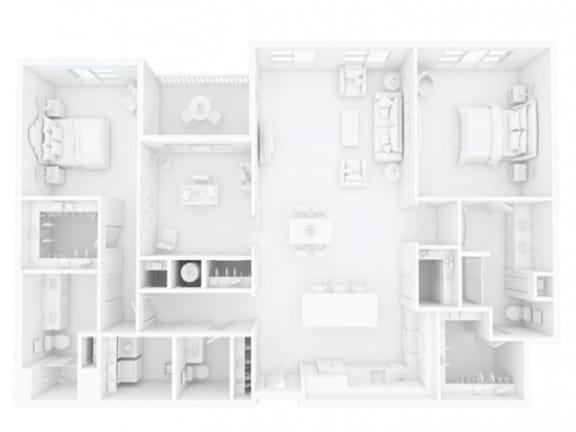 C4 Floor Plan |Inspire Southpark
