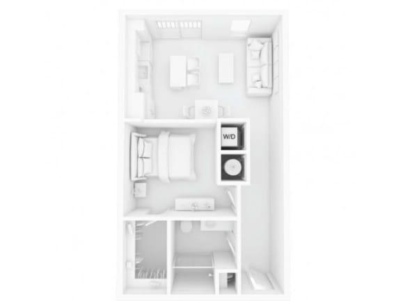 S1 Floor Plan |Inspire Southpark