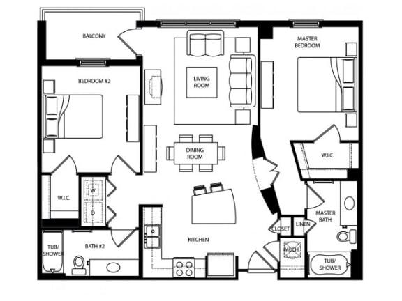 Chrysler Platinum Floor Plan   The Paramount