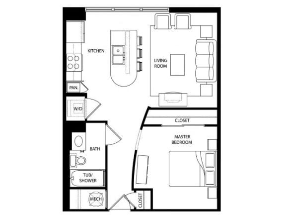 Delano Platinum Floor Plan   Paramount