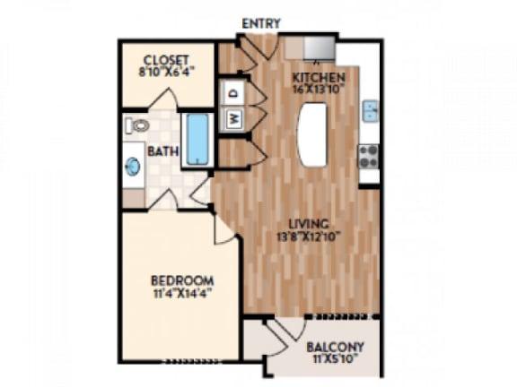 Floor Plan  Capri Floor Plan |Rialto