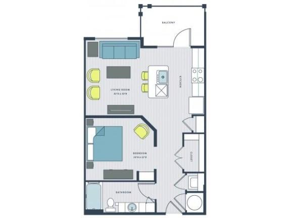 Floor Plan  Adger Floor Plan |Wharf 7
