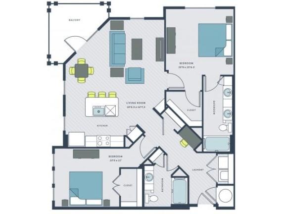 Floor Plan  Venning Floor Plan  Wharf 7