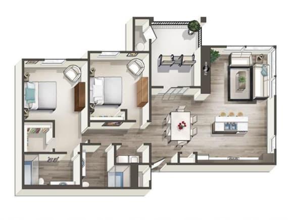 Floor Plan  B.2