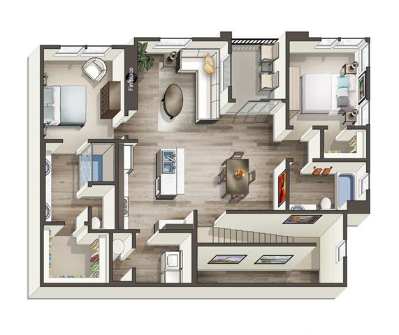 Floor Plan  B.4