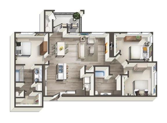 Floor Plan  C.1