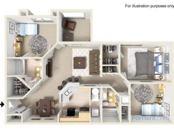 Floor Plan  Sandestin