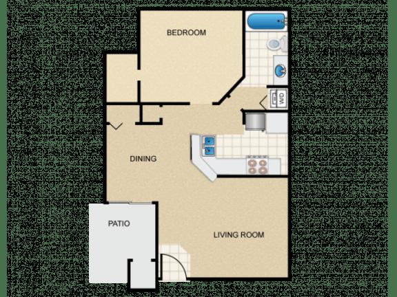 Floor Plan  The Newport