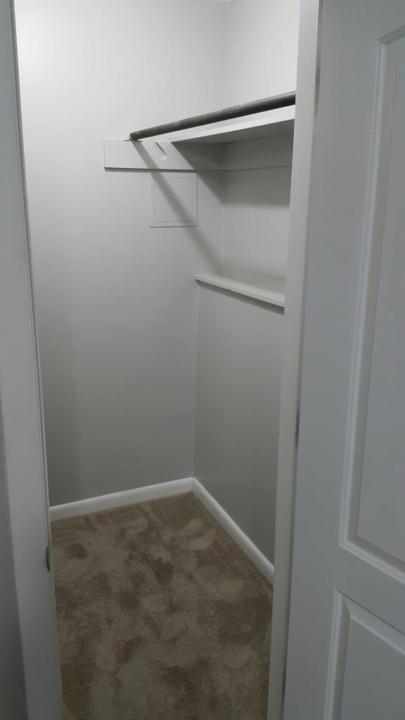 Taymil Waterman Square Apartment Homes Walk-In Closet