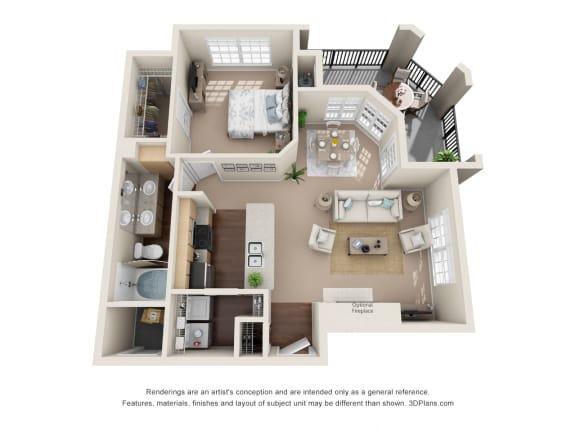 Floor Plan  Vitality