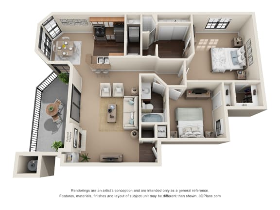 Floor Plan  Comal