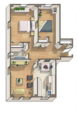 Sterling Floorplan at Ravenel, Washington, Washington