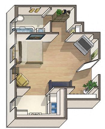 Bristol Floorplan at Ravenel, Washington, 20009