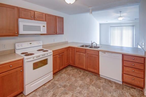 Aspen Kitchen  at Hawthorne Properties, Lafayette, 47905