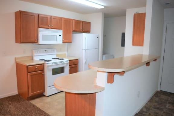 Cypress Kitchen at Hawthorne Properties, Lafayette, 47905