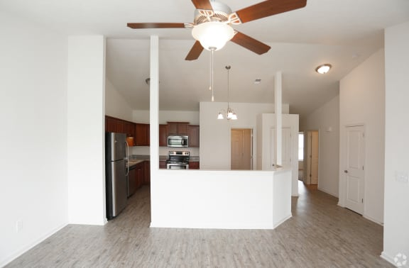 Renovated Kitchen at Hawthorne Properties, Indiana, 47905