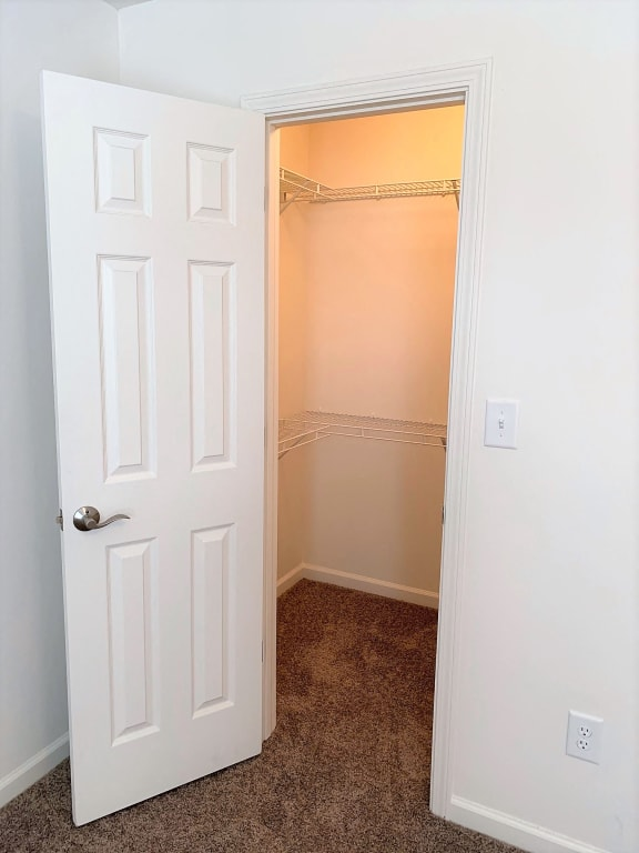 Walk-In Closets And Dressing Areas at Hawthorne Properties, Indiana