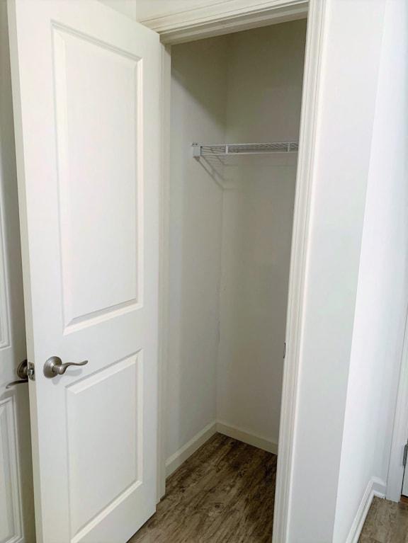 Large Closet at Hawthorne Properties, Lafayette, Indiana
