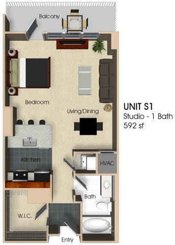 Floor Plan  Floor plan at Aurora, Maryland, 20852