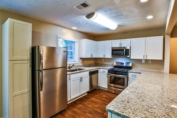 Top Rated Apartments in Marietta with Upgraded Kitchens
