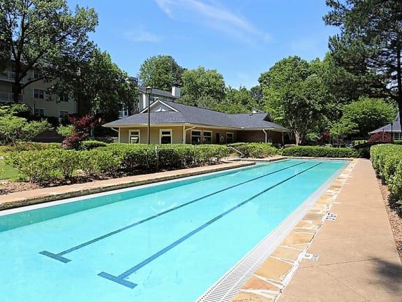 Lap Pool at Marietta, GA Apartment Near I-285