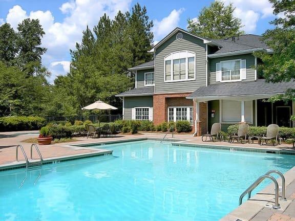 Refreshing Swimming Pool at Smyrna GA Apartments for Rent