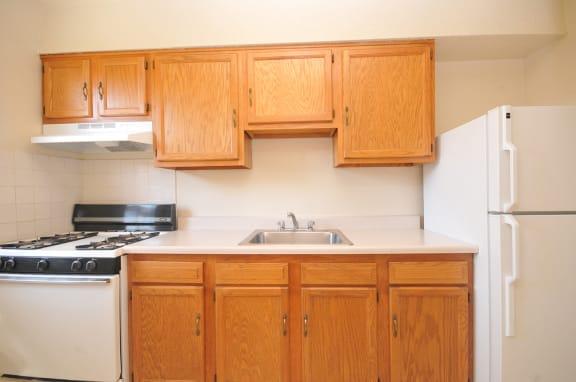 Kitchen at Olde Salem Village, Falls Church, VA,22041