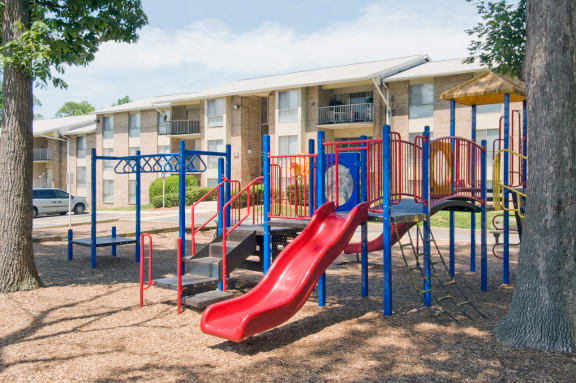 Playground at Hickory Hill, Suitland, MD,20746