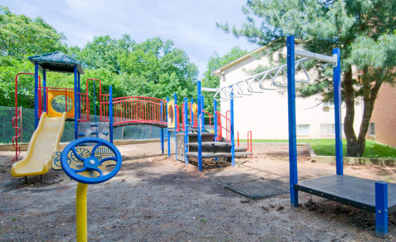 Playground at Sussex Square, Suitland, MD,20746