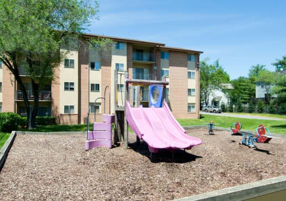 Community Playground at Townley, Beltsville, MD,20705