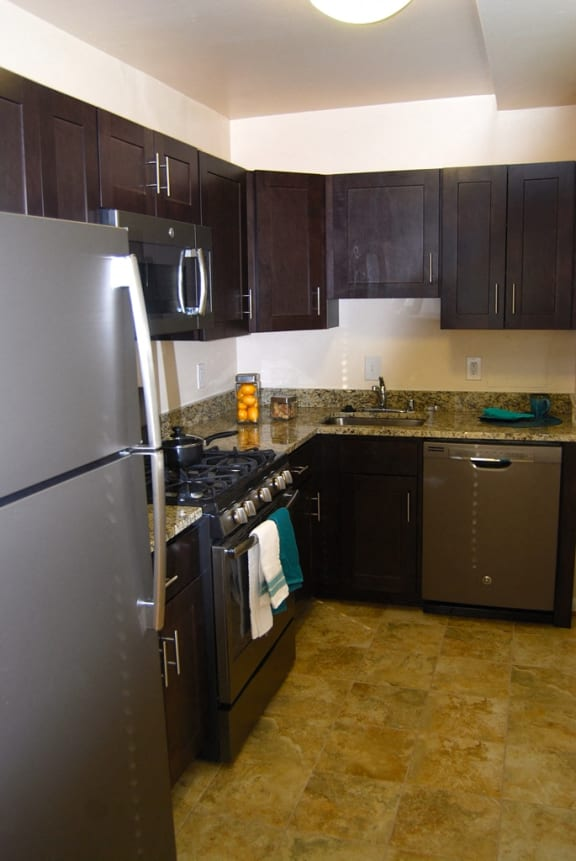 Newly Renovated With Granite Counter-tops, Custom Cabinetry at Connecticut Park Apartments, Washington, DC,20008