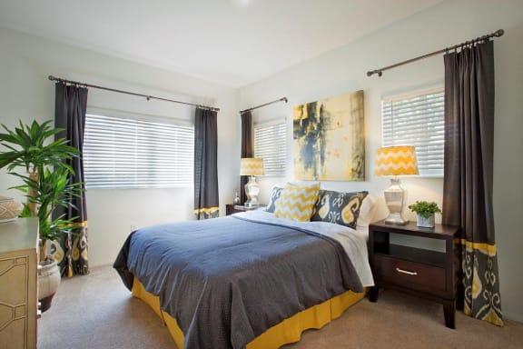 Spacious bedroom, at Willow Springs, California, 93117